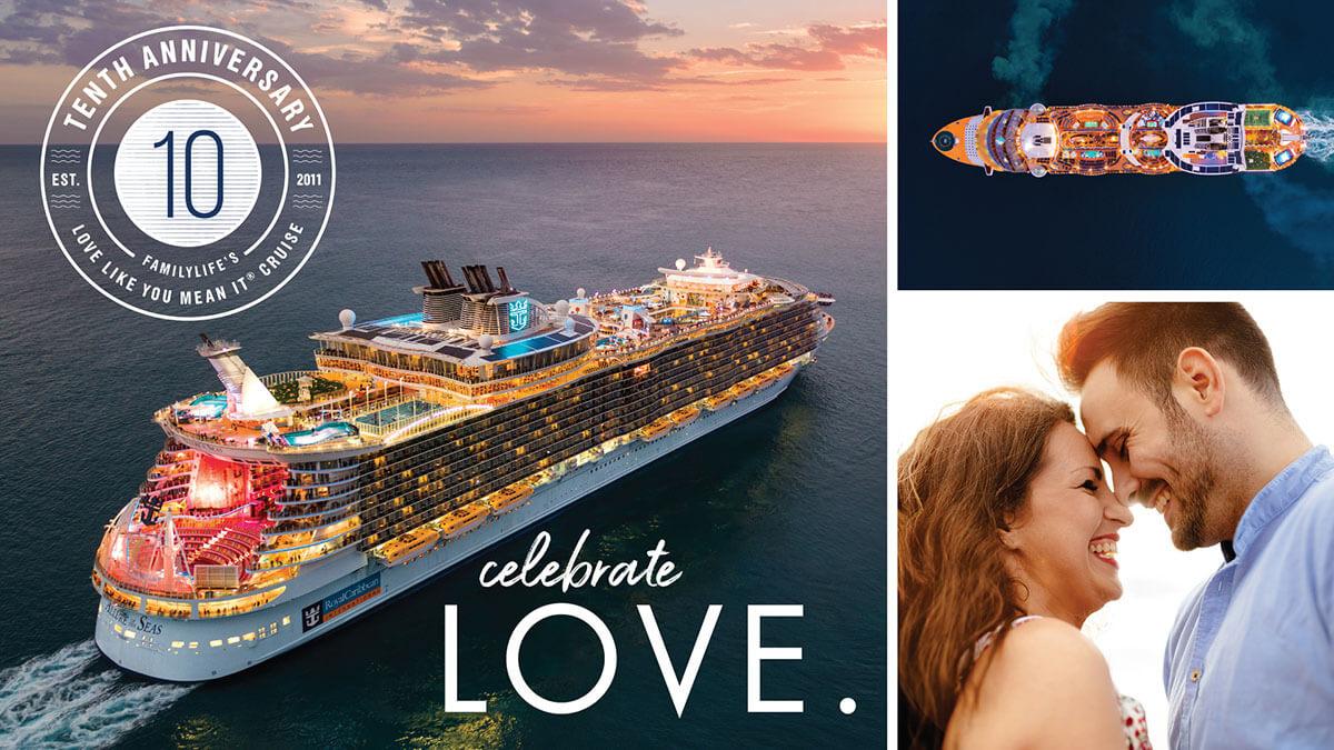 Love Like You Mean It Cruise Feb 9th - 16th 2020.